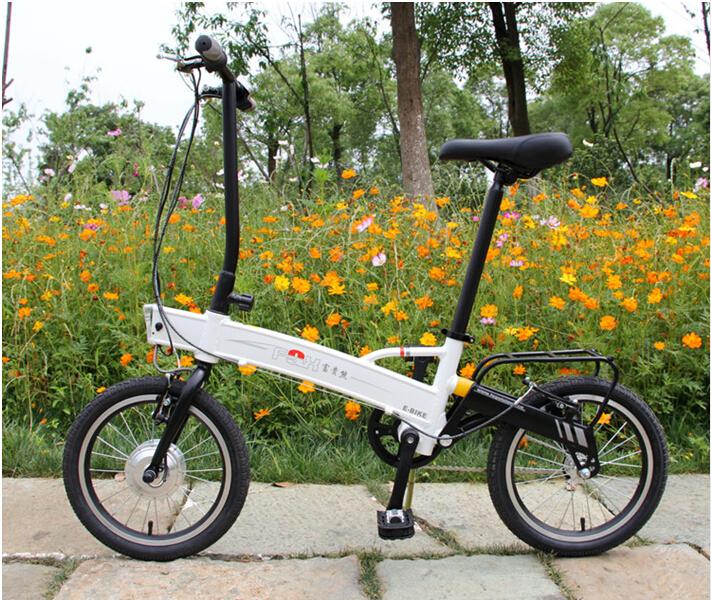 Электровелосипед FGX , FGX003
