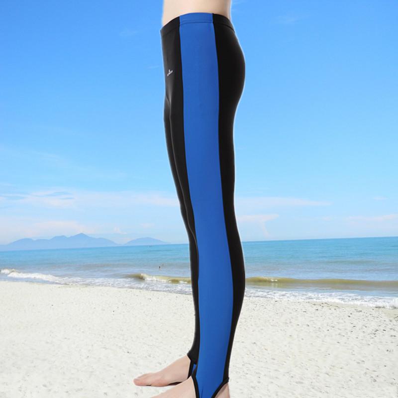 Swimsuit Pants Scuba Swimwear Surfing Wet Suit Equipment Super Stretch Wetsuit Pants Diving Swimming  Pants for Men