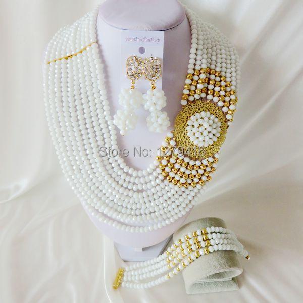 Wedding, PROM, women jewelry, beautiful crystal beads, necklace, bracelet  T-789<br><br>Aliexpress