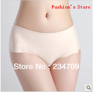 Free shipping,lingerie/panties/hot sexy,A chip non-trace underwear, sexy ice silk panties.underwear briefs/for women,3 pcs/lot