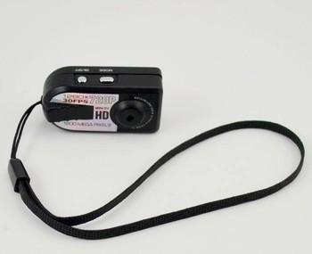 Promotion HD 720P Q5 Mini DV DVR Digital Camera Camcorder 1280*720P Free Shipping