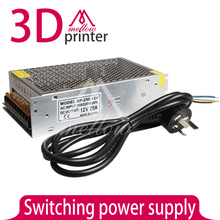 3D printer switching power supply 12V20A hot bed 240W power supply S-240-12