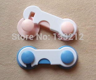 2014 Brand New Fashion High Quality Cabinet Locks & Straps Baby safety supplies scattered on unlocking