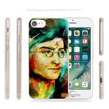 boy lived harry potter Transparent Case Cover apple iphone 4 4s 5 5s SE 6 6s 7 7s plus i4 i5 i6 i7 - AlexMohoo Store store