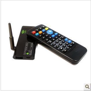 FX5 network TV set-top box WiFi somatosensory game machine dual-core Android mini computer Mini PC
