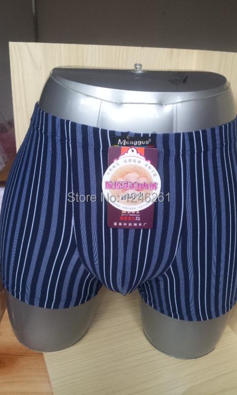 2 pcs Fashion High Quality Mens underwear Bamboo Fiber Men's Boxers cotton Modal Men Boxer Shorts Wholesale Price(China (Mainland))