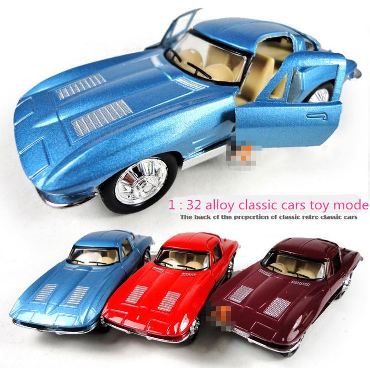 Cool Sports Toys : Super cool alloy pull back classic cars toy model