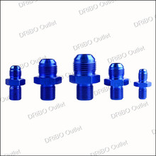 AN8-01(M16*1.5) Oil cooler fitting H Q BLUE/fittings/hose and fitting(China (Mainland))