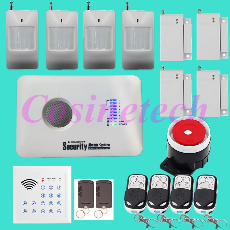 GSM Alarm system Home security alarm system<br><br>Aliexpress