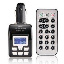 New Car Kit MP3 Player Bluetooth Phone Wireless FM Modulator Transmitter for SD/MMC/USB Card Free Shipping(China (Mainland))