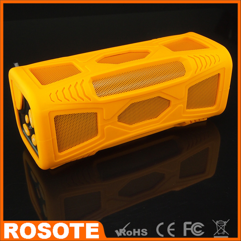 2016 super bass portable underwater 10W Waterproof Bluetooth Speaker for iPhone Mobile Phone Mp3 Music Wireless Subwoofer Box<br><br>Aliexpress