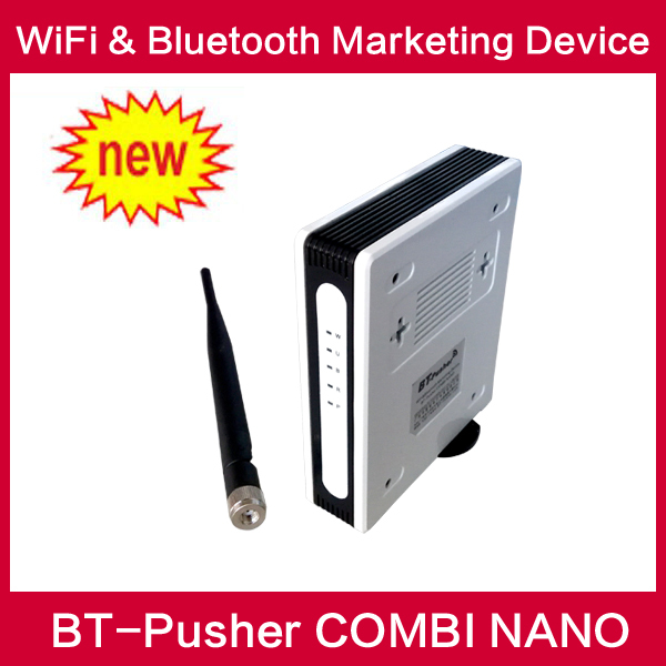 BT-Pusher wifi advertising equipment bluetooth marketing device COMBI NANO(Free advertising for your shop,your product) WiFi AP(China (Mainland))