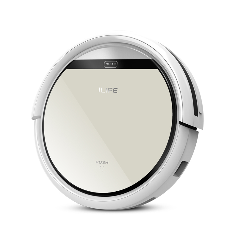 CHUWI Mop Robot Vacuum Cleaner, iLife V5 CW310 Golden lid HEPA Filter,Sensor,Remote control Self Charge ROBOT ASPIRADOR for Home(China (Mainland))
