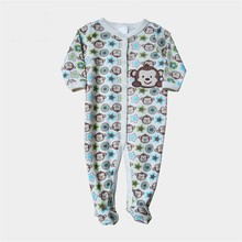 2016 Newborn Baby Clothes 100% Cotton Long Sleeve Baby Rompers Soft Infant Next Body Bebes Baby Clothing Set(China (Mainland))