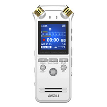 2016 AIDU A18 Audio Digital Sound Voice Recorder HD pluma profesional teleobjetivo Mini reproductor DE MP3 Grabadora DE Voz Espia dictáfono(China (Mainland))