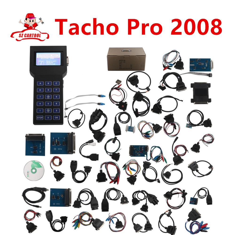 Tacho Pro 2008 July Universal Dash Programmer Tacho Pro 2008 Odometer Correction Tacho Universal 2008 Tacho Programmer(China (Mainland))