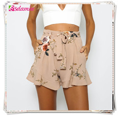 high-waisted-shorts-women