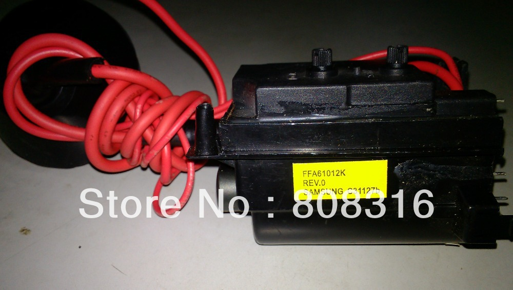 FFA61012L=FFA61012K FLYBACK TRANSFORMER FOR SAMSUNG TV(China (Mainland))