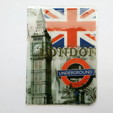 Buy Union Flag Big Ben Passport Holder,Thin PVC Leather LONDON Travel Passport Cover ID Credit Card Holder Size:10*14CM for $2.42 in AliExpress store