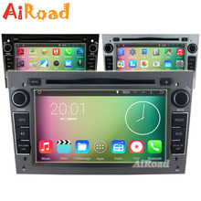 Quad Core Android 4.4 1024*600 Capacitive Screen Car Stereo for Vauxhall Opel Astra H G Vectra Antara Zafira Corsa DVD GPS Navi