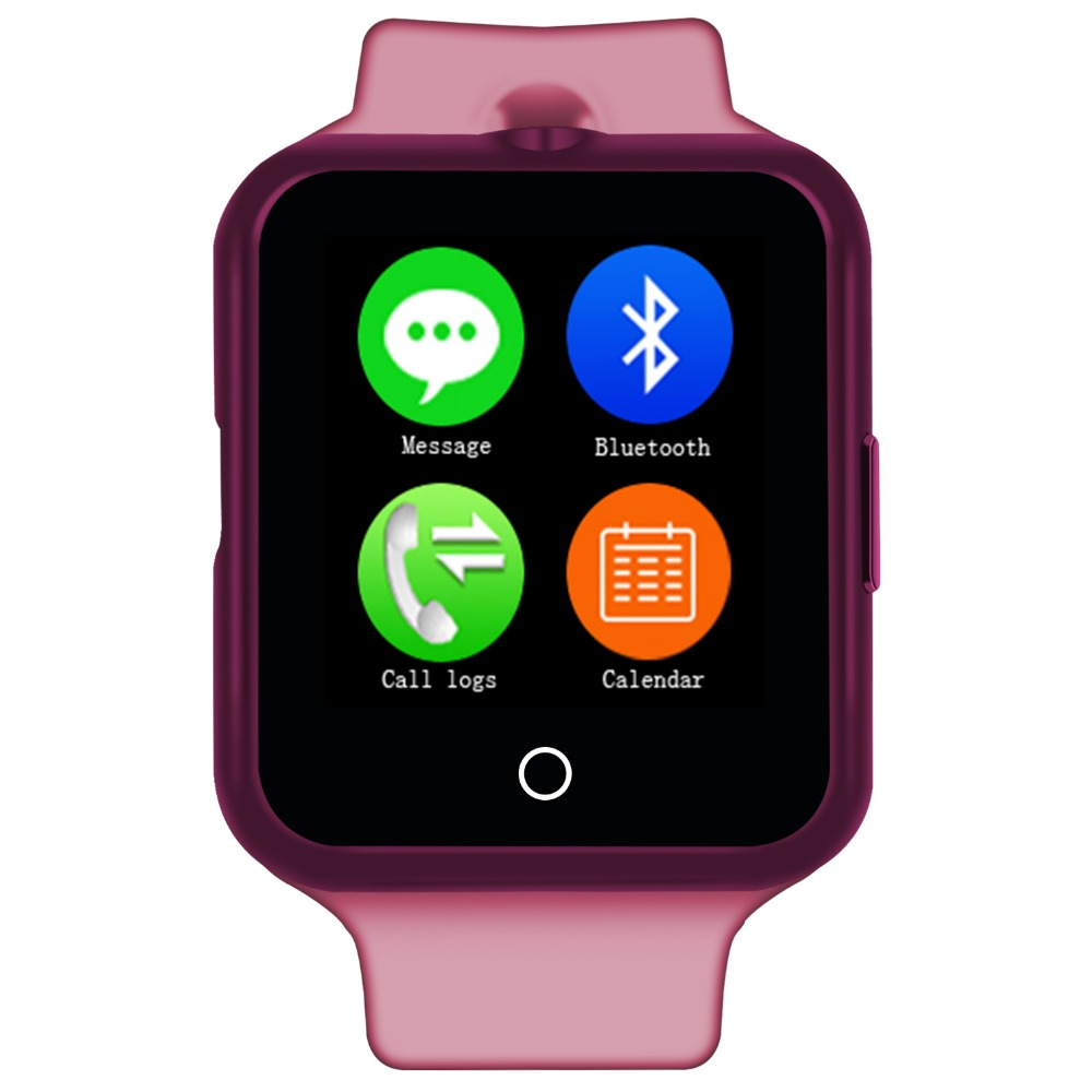 2016 Hot New Cool Sport Smart Wrist Watch Phone Bluetooth Android Inteligente Digital-watch Wearable Devices(China (Mainland))