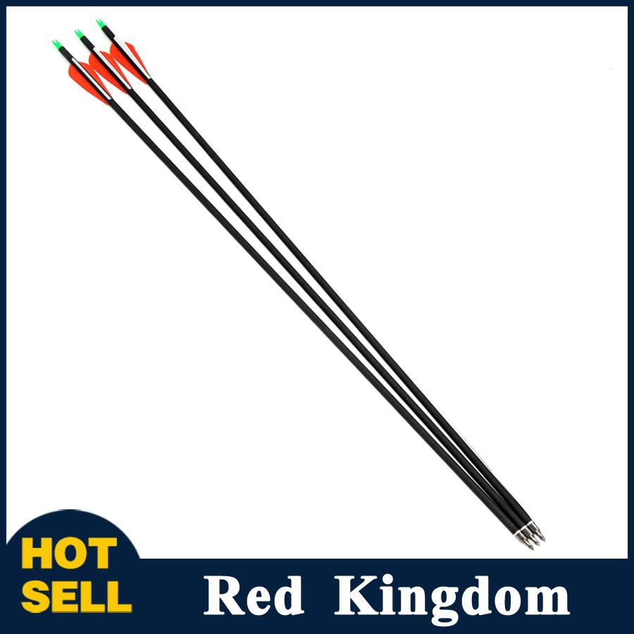 Hunting Bow Arrows 3pcs/lot  30