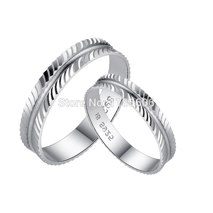 925 sterling silver couple ring jewelry womens ring Love life couple ring can be engraved mans pinky(China (Mainland))
