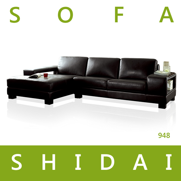 Round Corner Sofa European Sofa Bright Colored Sofa Set