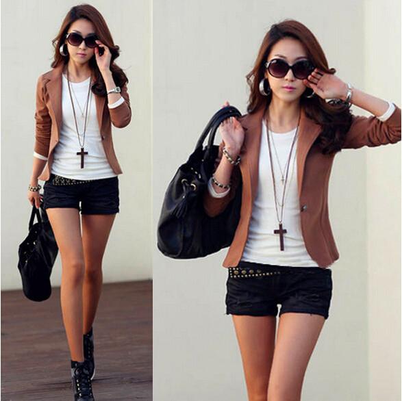 Женский пиджак Youji Fashion Store Blazer xz/0015 XZ-0015 цена и фото