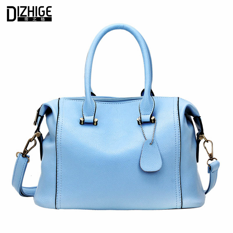 DIZHIGE Brand New Promotion Women Bags For Old Customer High Quality Women Handbags On Sale PU Leather Leadies Bag Shoulder Hand(China (Mainland))