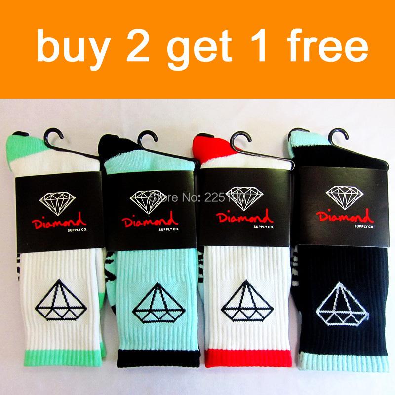 New Unisex Colors Cotton Towel Thick Stockings Skateboard Sport Socks Men Women 2014 Fashion Summer - Fiona Sue's store