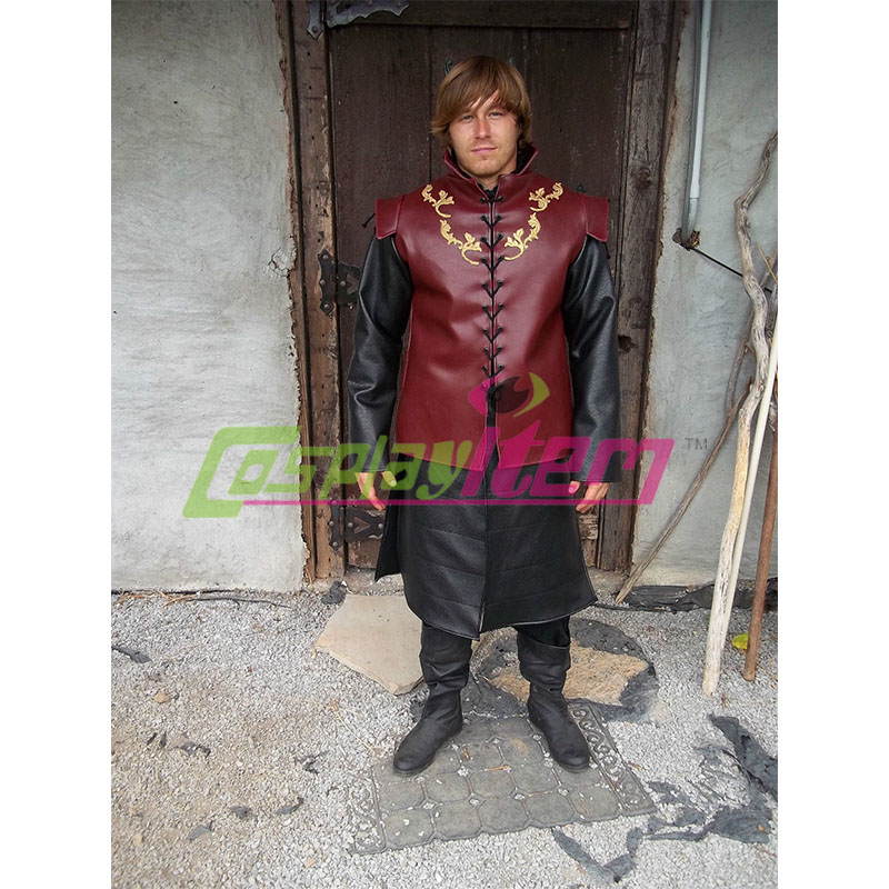 Customized costume Game of Thrones Tyrion Lannister Costume Halloween Cosplay Costume
