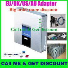 UNLOCKED LINKSYS PAP2 PAP2-NA VOIP Phone Voice Adapter 2 FXS ports SIP VoIP Phone Adapter PAP2T No Retail box