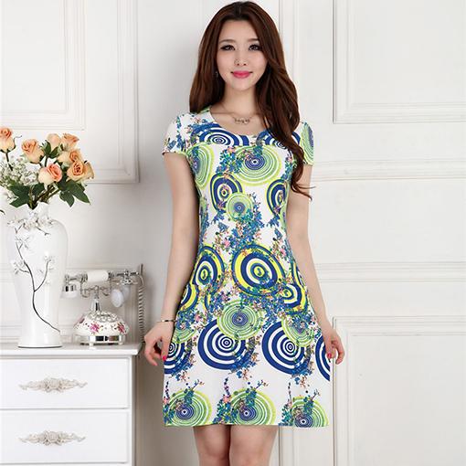 Женское платье CTS FASHION l/4xl 2015 Vestidos 30 D32662W l 4xl h52