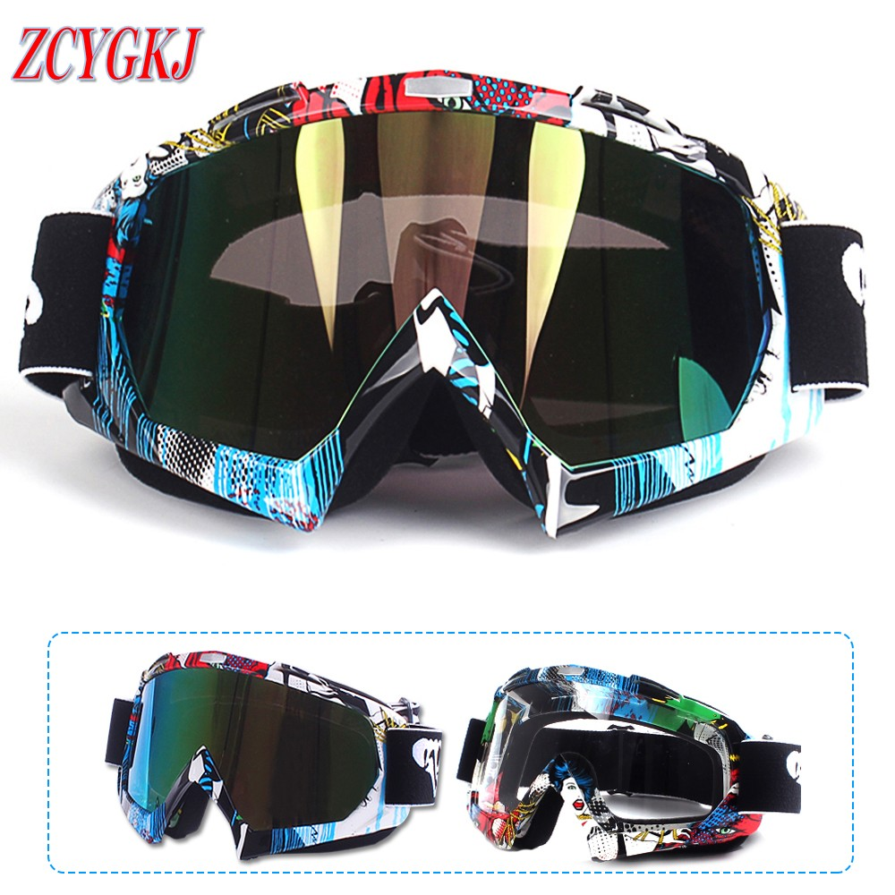 ATV glasses man/women motorcycle motocross goggles glasses cycling eyewear sport helmets goggles(China (Mainland))