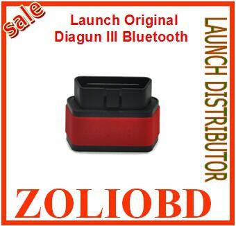 2015 Newest Original Launch Diagun 3 Bluetooth CNPost Free High Applicability(China (Mainland))