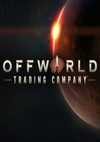 Offworld Trading Company PC game English version Real-Time Strategy Game(RTS)(China (Mainland))