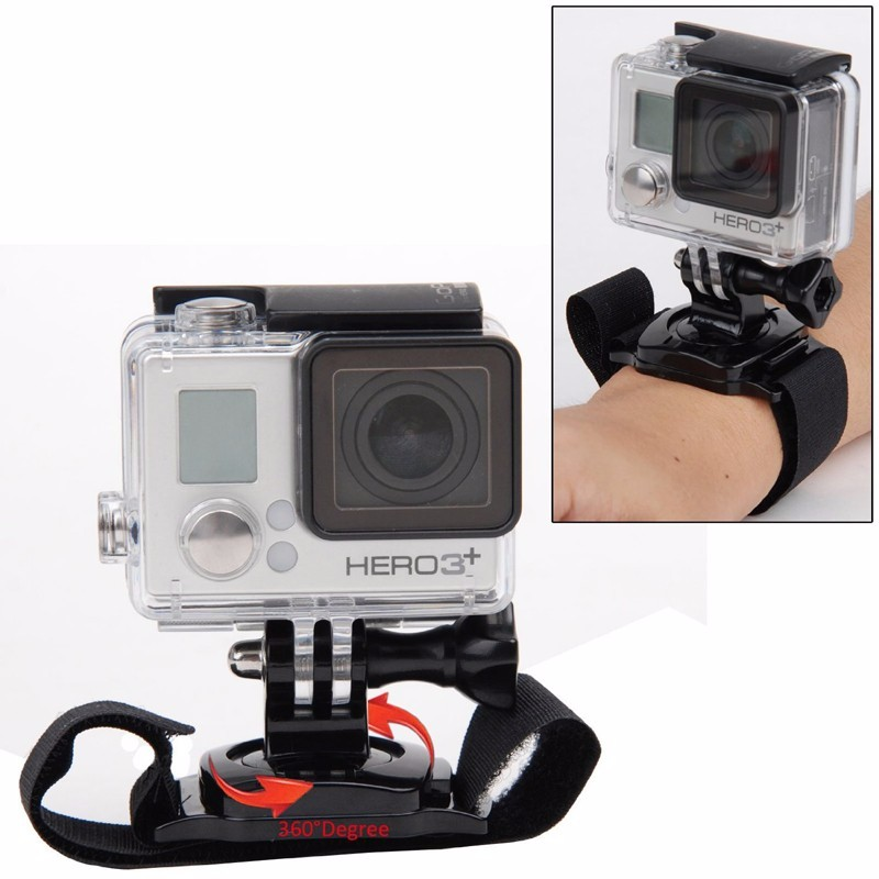 GoPro accessories 11 in 1 Set Family Kit Go Pro SJ4000 SJ5000 SJ6000 accessories package for GoPro HD Hero 1 2 3 3+ 4 xiaomi yi