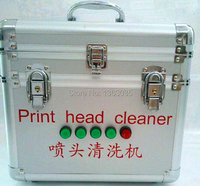 Print Head Cleaner, Can clean all kind of Brand Printhead, Good helper for maintenance of Print heads(China (Mainland))