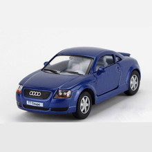 Buy Simulation Pull Back TT Coupe Toy Cars Model / Brinquedos, KINSMART Diecast Cars Toys Children, 1:32 Scale Kids Toy Car for $7.36 in AliExpress store