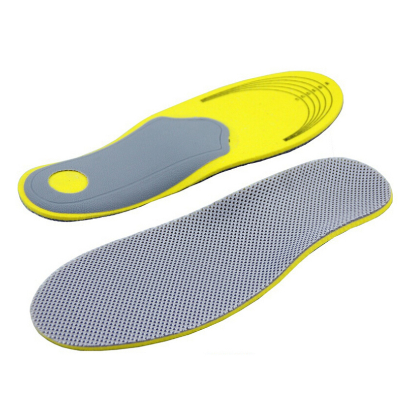 Excellent Quality 1Pair Free Size Women Orthotic Arch Support Sport Shoe Pad Sport Running Gel Insoles Insert Cushion for Woen(China (Mainland))