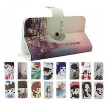 THL W2 Case, 360 Rotation Flip Leather Phone Cases for THL W2 Free Shipping(China (Mainland))