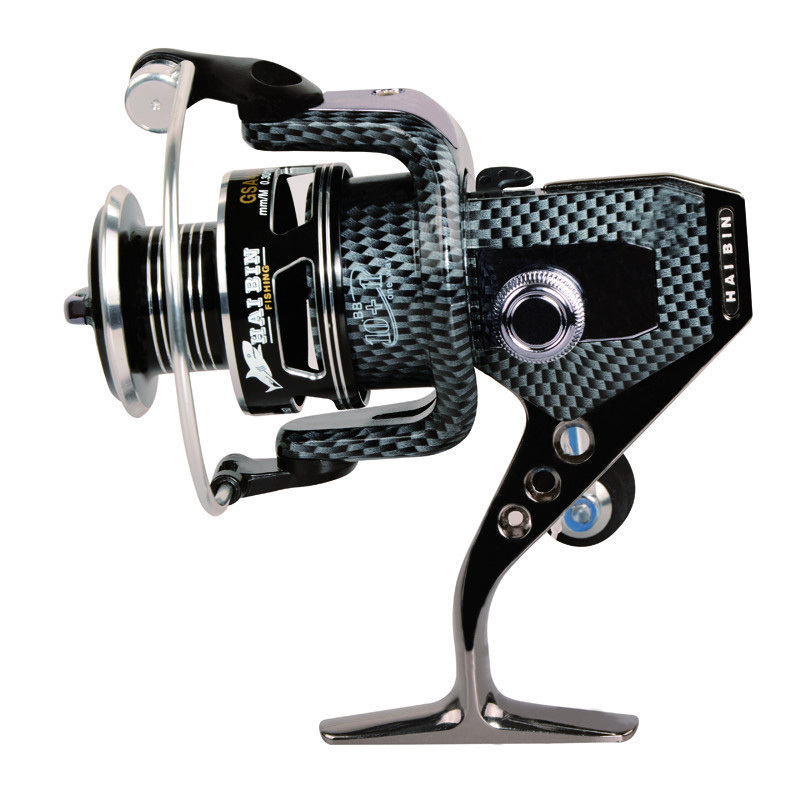 Free shipping top quanlity spinning fishing reel carp ice for How to get free fishing gear