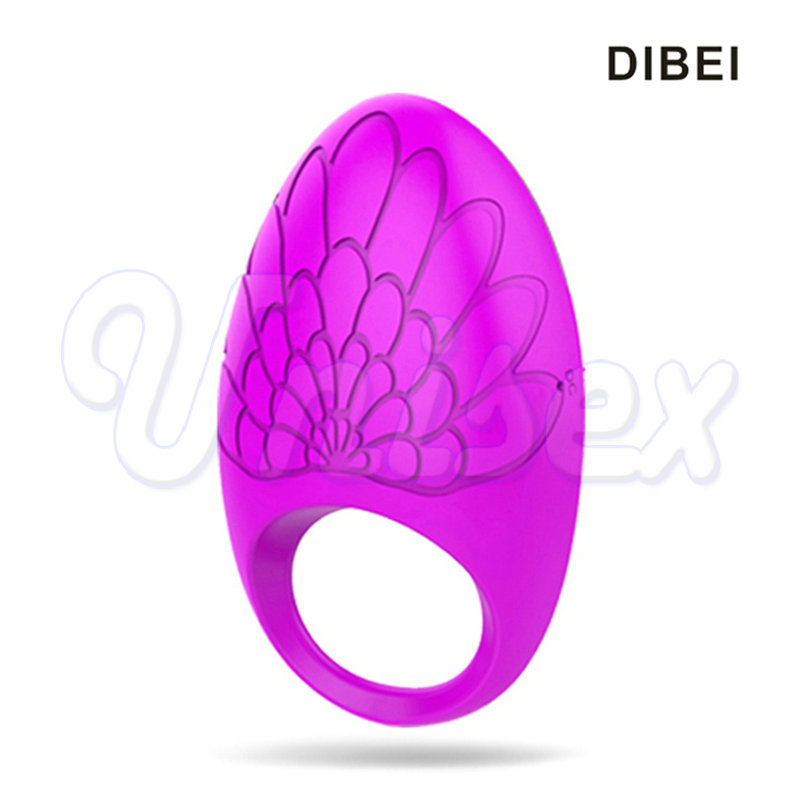 DIBEI IGOX Series Jamie 20 Modes Silicone Waterproof Tranquil Rechargeable Penis Cock Rings, Sex Toys Adult Sex Products(China (Mainland))
