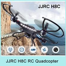 Jjrc H8C 4CH Quadcopter 6 axes GYRO Radio Drone 2.4 Ghz caméra LCD RC télécommande hélicoptère enfants jouets VS JJ200
