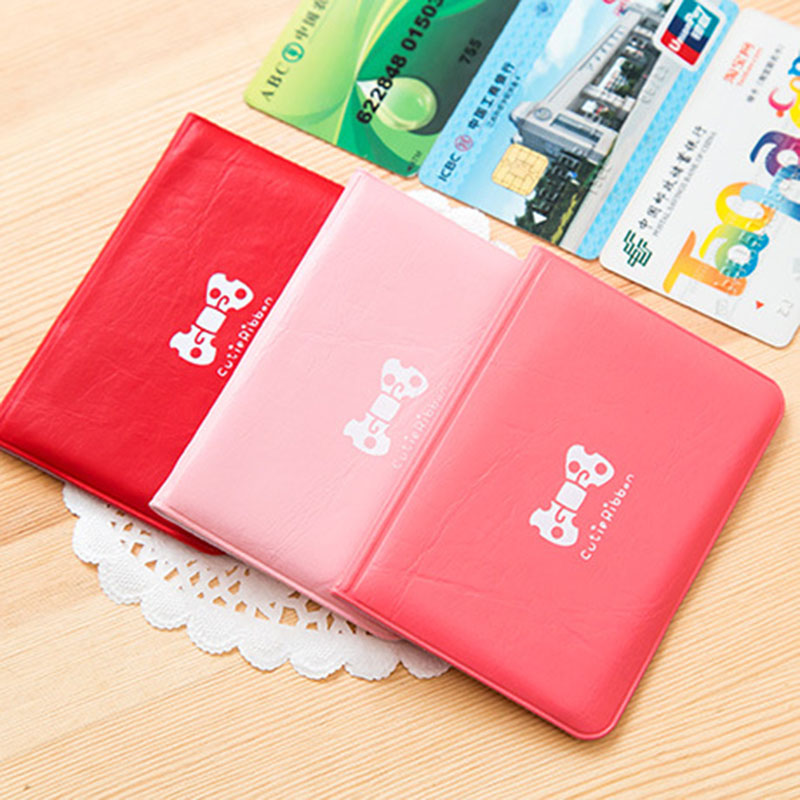 Women Genuine PU Leather Cheapest Cute Card ID Holders Lady Girls Bank Credit Cards Case Large Capacity Card Pack Free Shipping<br><br>Aliexpress