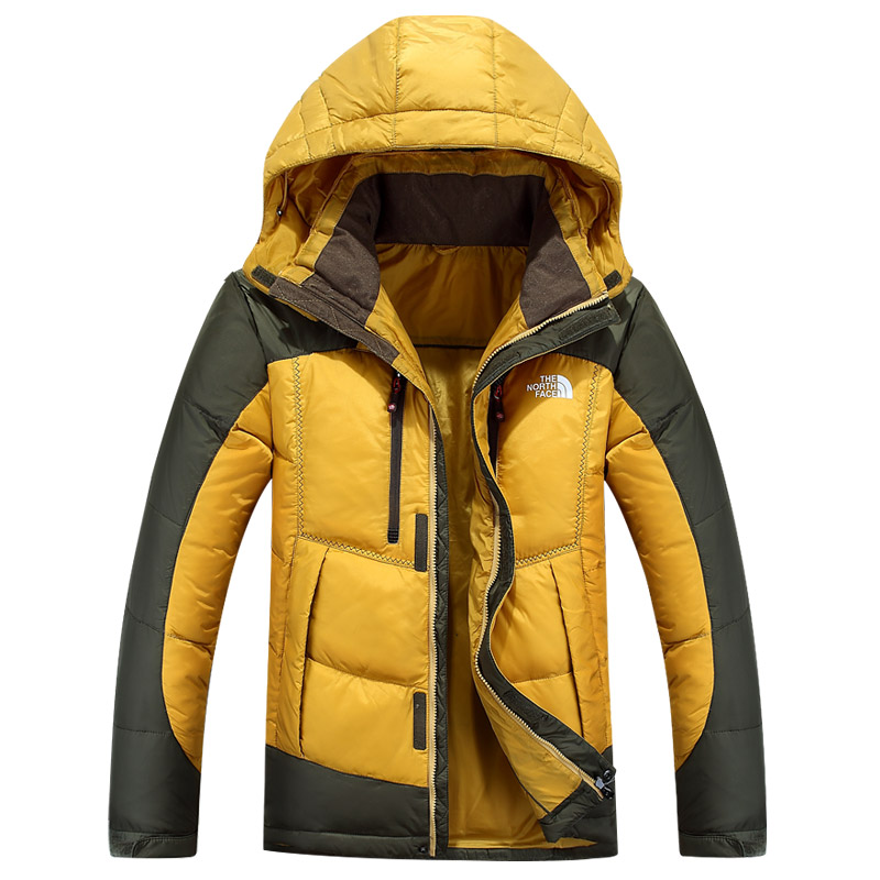 Male 2015 New winter waterproof windproof Thickening warm outdoor Fashion sports hooded men jacket coat parka outerwear Man