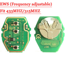 Buy EWS Remote Key Circuit Board 315MHZ/433MHZ Adjustable 2-in-1 BMW 10pcs/lot for $33.25 in AliExpress store