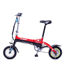14kg Mini 12'' Electrical Bicycle,Brand FOREVER. Max Speed 35km/h,10 Year lifetime Li-ion Battery(China (Mainland))