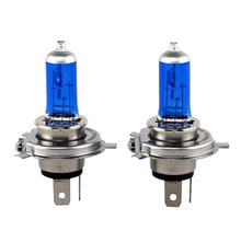 Buy XENCN H4 Super Bright White Fog Halogen bulb external Light source Car styling 12V 100/90W 9003 UV Xenon auto Lamp for $7.10 in AliExpress store